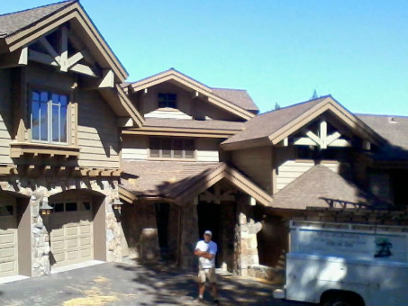 03-painting residential painter contractor deck commercial - truckee ca 96160