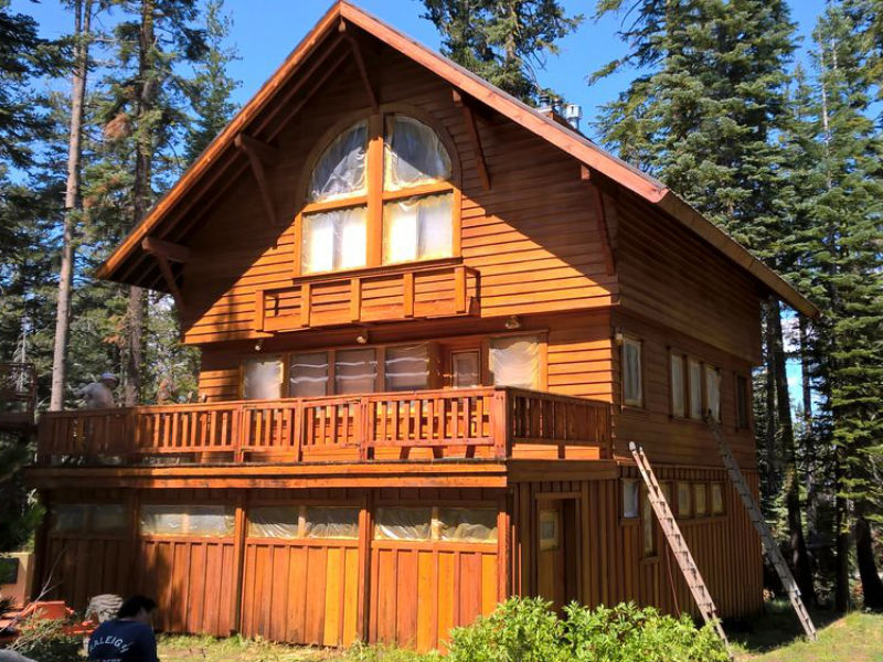 11-painting residential painter contractor deck commercial - truckee ca 96160