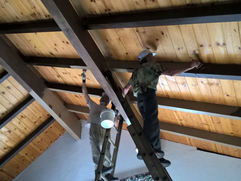 13-painting residential painter contractor deck commercial - truckee ca 96160